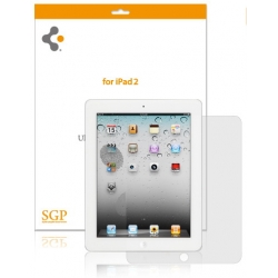SGP Screen Protector Steinheil Series Ultra Fine for iPad 2 (SGP07566)