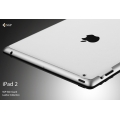 SGP Skin Guard Set Series White Leather for iPad 2 (SGP07596)