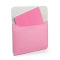 SGP Leather Case illuzion Sleeve Series Sherbet Pink for iPad 4, iPad 3, iPad 2, iPad (SGP07631)