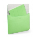 SGP Leather Case illuzion Sleeve Series Lime for iPad 4, iPad 3, iPad 2, iPad (SGP07630)