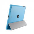 SGP Hard Case Harmonie Series Tender Blue for iPad 4, iPad 3, iPad 2 (SGP08010)