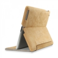 SGP Leather Case Leinwand Series Vintage Brown for iPad 4, iPad 3, iPad 2 (SGP07827)