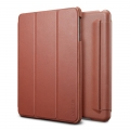 SGP Leather Case Leinwand Series Vegetable Red for iPad Mini (SGP09652)