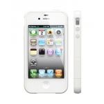 SGP Case Linear EX Frame Part A Infinity White for iPhone 4, 4S (SGP08719)