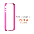 SGP Case Neo Hybrid 2S Frame Part Fantasia Hot Pink for iPhone 4, 4S (SGP08712)