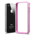SGP Case Neo Hybrid-2 EX Series Sherbet Pink for iPhone 4, 4S (SGP07786)
