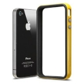 SGP Case Neo Hybrid-2 EX Series Reventon Yellow for iPhone 4, 4S (SGP07784)
