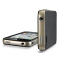 SGP Case Neo Hybrid-2 Matte Series Champagne Gold for iPhone 4, 4S (SGP07771)