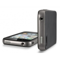 SGP Case Neo Hybrid-2 Matte Series Gun Metal for iPhone 4, 4S (SGP07768)