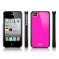 SGP Linear Case Color Series Fantasia Hot Pink for iPhone 4, 4S (SGP07588)