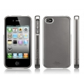 SGP Linear Case Color Series Gun Metal for iPhone 4, 4S (SGP07582)