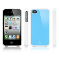 SGP Linear Case Color Series Tender Blue for iPhone 4, 4S (SGP07587)