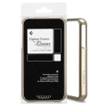 SGP Option Frame Champagne Gold for Linear Series iPhone 4, 4S (SGP07735)