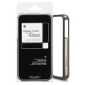 SGP Option Frame Gun Metal for Linear Series iPhone 4, 4S (SGP07737)