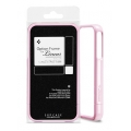 SGP Option Frame Sherbet Pink for Linear Series iPhone 4, 4S (SGP07743)