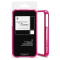 SGP Option Frame Fantasia Hot Pink for Linear Series iPhone 4, 4S (SGP07744)