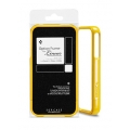 SGP Option Frame Reventon Yellow for Linear Series iPhone 4, 4S (SGP07746)