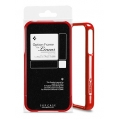 SGP Option Frame Dante Red for Linear Series iPhone 4, 4S (SGP07747)