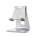 SGP Mobile Stand Kuel S10 Satin Silver for iPhone/iPod (SGP07752)