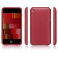 SGP Ultra Silke Case Dante Red for iPod Touch 4G (Steinheil Ultra Crystal Screen)