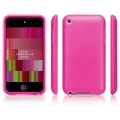SGP Ultra Silke Case Fantasia Hot Pink for iPod Touch 4G (Steinheil Ultra Crystal Screen)