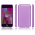 SGP Ultra Silke Case Lavenda for iPod Touch 4G (Steinheil Ultra Crystal Screen)