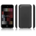 SGP Ultra Silke Case Soul Black for iPod Touch 4G (Steinheil Ultra Crystal Screen)