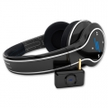 SMS Audio SYNC by 50 Wireless Over-Ear Headphones - Black (SMS-WS-BLK)