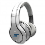 SMS Audio SYNC by 50 Wireless Over-Ear Headphones - White (SMS-WS-WHT)