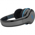 SMS Audio STREET by 50 Wired Over-Ear Headphones - Black (SMS-WD-BLK)
