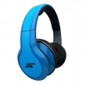 SMS Audio STREET by 50 Wired Over-Ear Headphones - Blue (SMS-WD-BLU)