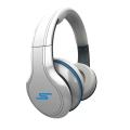 SMS Audio STREET by 50 Wired Over-Ear Headphones - White (SMS-WD-WHT)