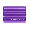 Sanho HyperJuice Micro 3600 mAh External Battery Purple for iPad, iPhone, iPod (HJ36-PURPLE)