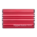 Sanho HyperJuice Mini 7200 mAh External Battery Red for iPad, iPhone, iPod (HJ72-RED)