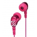 Scosche Noise Isolation Earbuds - Pink (HP200P)