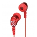 Scosche Noise Isolation Earbuds - Red (HP200R)