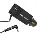 Scosche 50W Car Charger netVOLT + USB for Netbooks (NBCHRG)