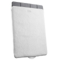 Sena UltraSlim for iPad 4, iPad 3, iPad 2 work with SmartCover, White (SEN-161614)
