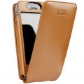 Sena Magnet Flipper Tan for iPhone 4