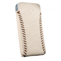 Sena Sarach UltraSlim Brown/Beige White for iPhone 4