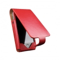 Sena Hampton Flip Red for iPhone 4