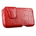 Sena Laterale Croco Red for iPhone 3GS, 4, 4S