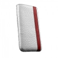 Sena Corsa Pouch White&Red for iPhone 4, 4S (SEN-156936)