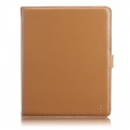 Simplism Flip Leather Case Camel for iPad (TR-LCFLIPAD-CM/EN)