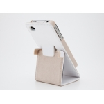 Simplism Vertical Clip Style for iPhone 4 White