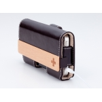 Simplism Belt Clip Style for iPhone 4 Black
