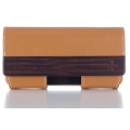 Simplism Belt Clip Style for iPhone 4 Brown