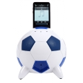 Speakal miSoccer Blue (2.1 Stereo iPod Docking Station 5 Speakers) (MISOCCER-BLU)