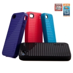 Speck PixelSkin HD Case Black for iPhone 4