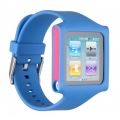 Speck TimeToRock for iPod Nano 6G Berry Fine, Blue (SPK-A0335)
